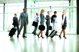 corporate travel specialist