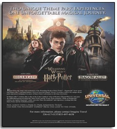 Harry Potter Experience specialists